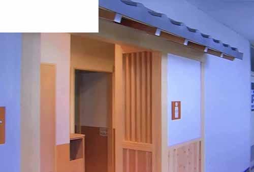 【近江八幡市】学校のトイレのデザインがすごい!:石田ジャーナル【2017/05/08】