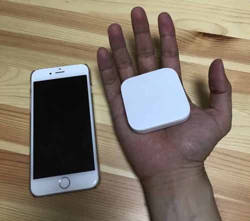 「 Nature remo mini 」が届いたので「 Google Home mini 」に呼びかけたら 家電が動いたという話