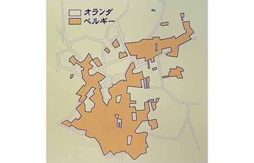オランダとベルギーの複雑な国境の話:リトルトーキョーライフ【2018/08/09】
