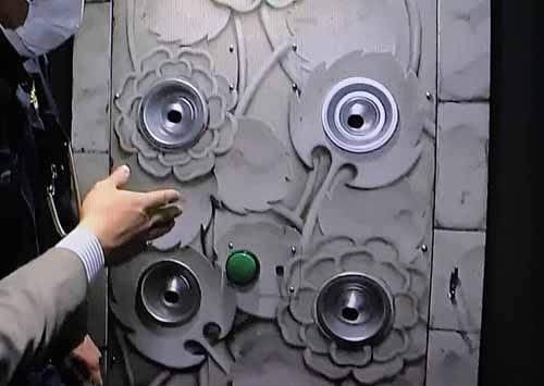 マンションの入り口で花粉を取り除く!エアシャワールームの話:ニュースウォッチ9【2019/02/20】