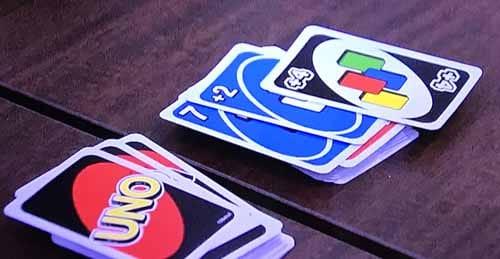 UNOでドローカードを重ねるのはダメ!?という話:めざましテレビ【2019/05/08】