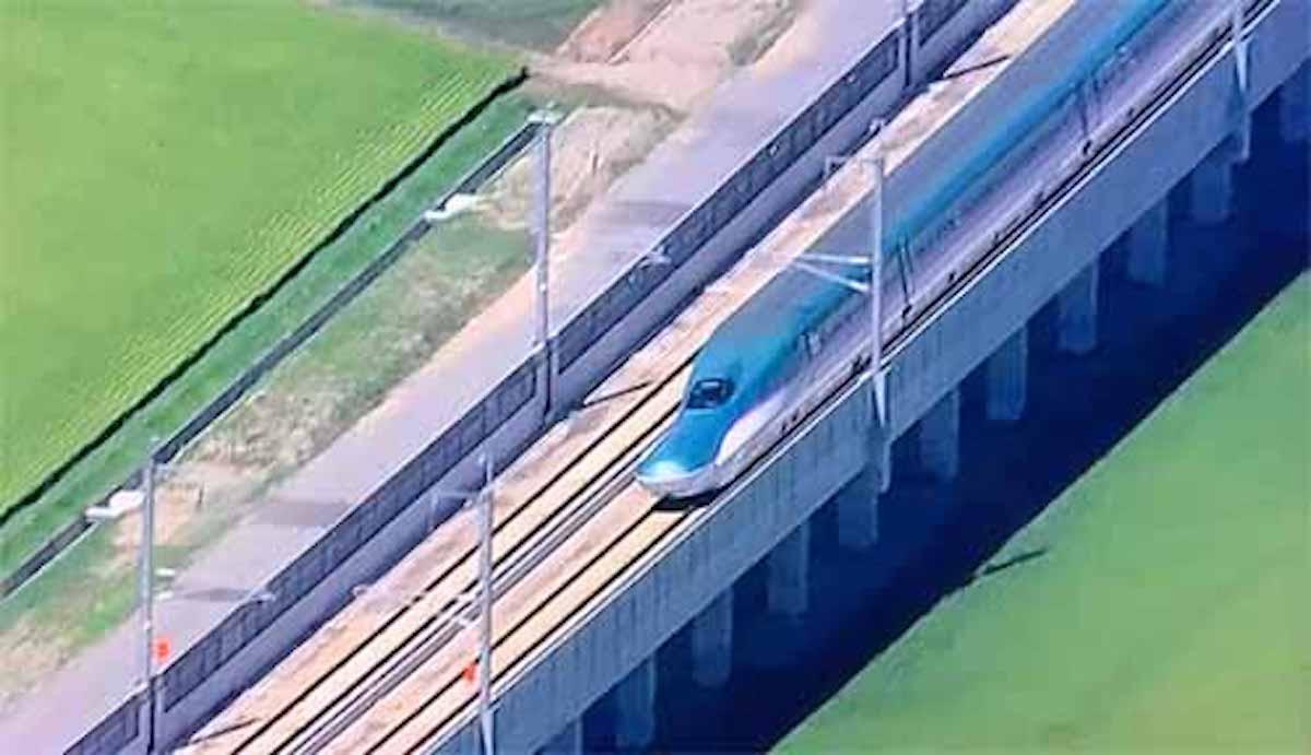 時速280キロで走行中の新幹線の扉が全開になった!という話:ニュースウォッチ9【2019/08/21】
