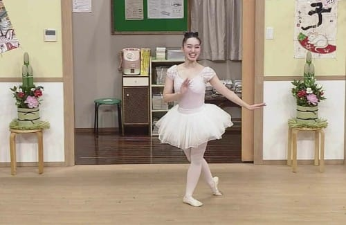 全国バレエコンクールで優勝したバレエ大好き芸人:ぐるナイおもしろ荘:【2020/01/01】