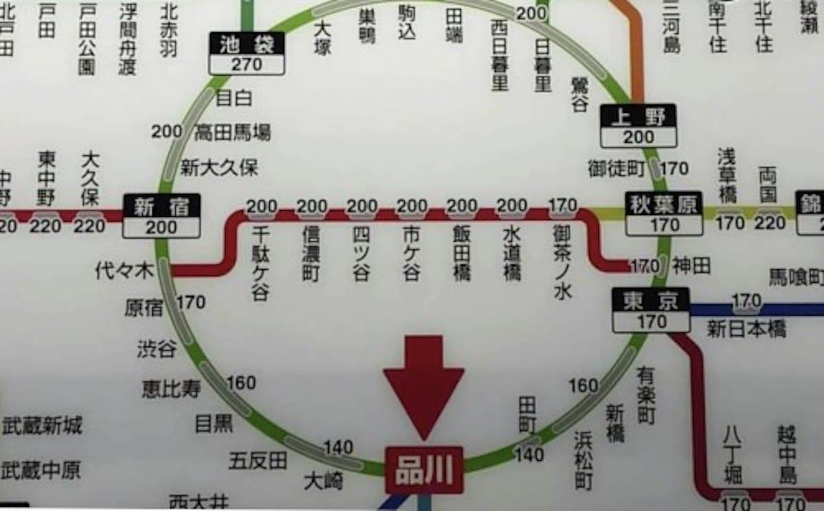 JR東日本の運賃表には100kmラインがある!?という話:ろんぶ〜ん【2020/01/27】