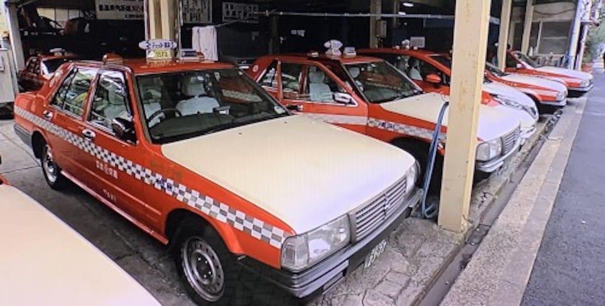 タクシー会社ではアルコール消毒に気を付けないといけない!という話:ニュースウォッチ9【2020/02/20】