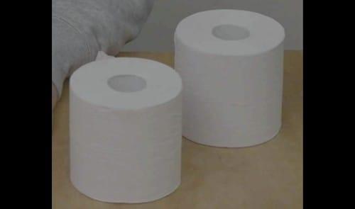トイレットペーパーの芯の大きさの話:2355【2020/02/28】