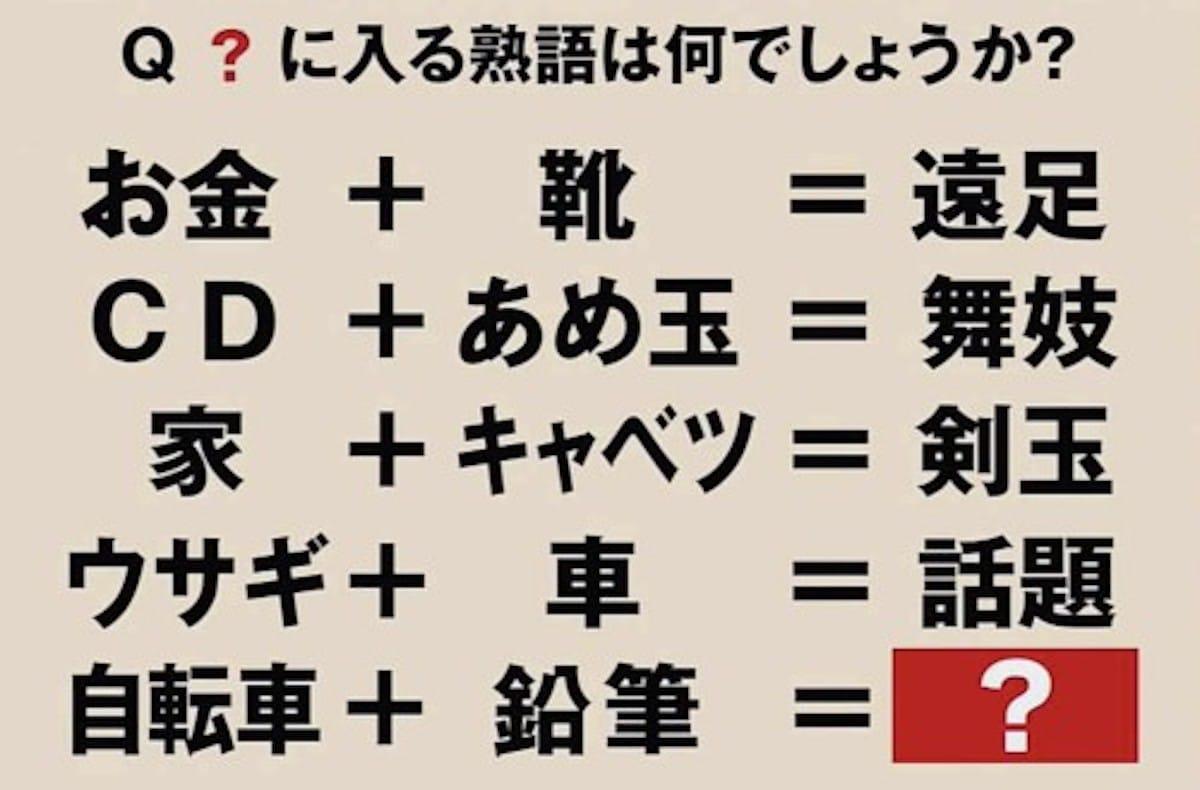 3つの街角クイズ:ビーバップハイヒール【2020/03/05】