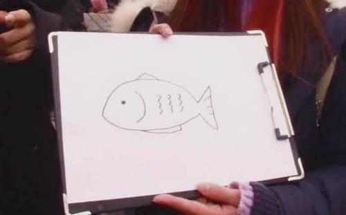 魚の絵を左向きに描いてしまう謎:チコちゃんに叱られる!【2020/03/27】