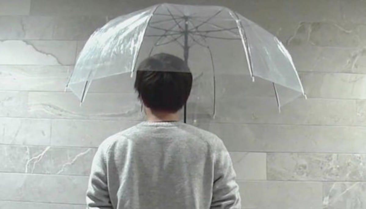 ビニール傘をドーム型の傘に変える方法:ソレダメ!【2020/04/01】