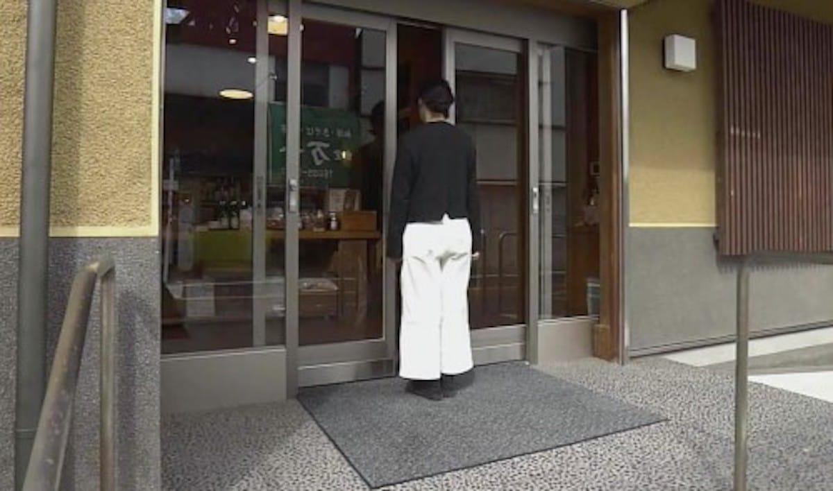 電気を使わない自動ドアの話:ピタゴラスイッチ【2020/04/04】