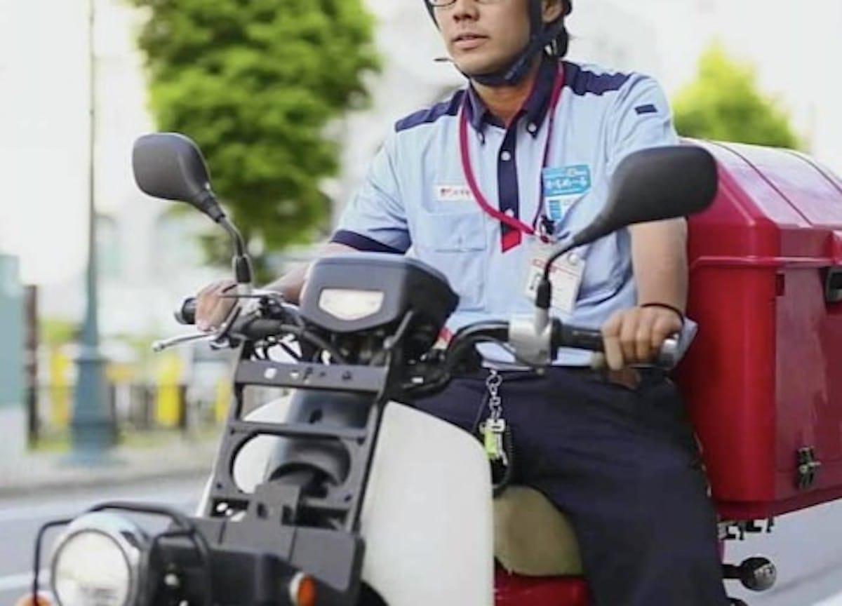 バイクによる郵便配達員の寒さ対策:林修のニッポンドリル【2020/04/15】