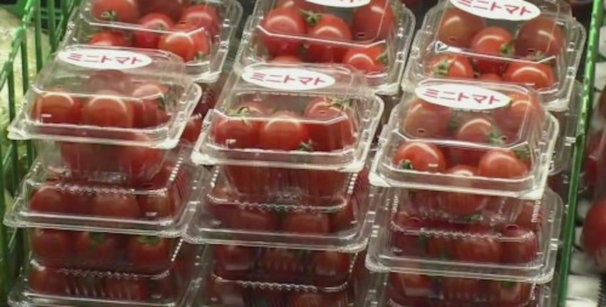 甘いミニトマトの見分け方:ソレダメ!【2020/04/15】