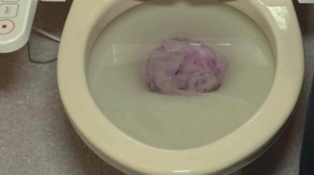 ラップでトイレの詰まりを解決する方法:大阪ほんわかテレビ【2020/04/17】