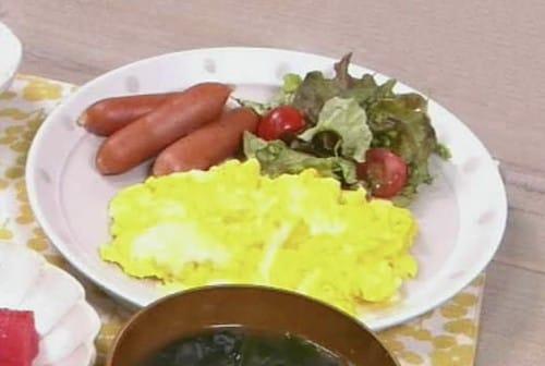 ホテルで出てくるようなスクランブルエッグを作る方法:ソレダメ!【2020/04/15】