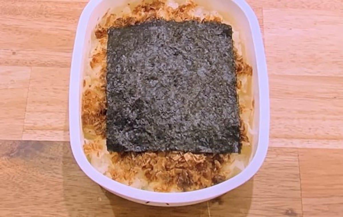 のり弁の美味しい食べ方:さし旅【2020/05/01】