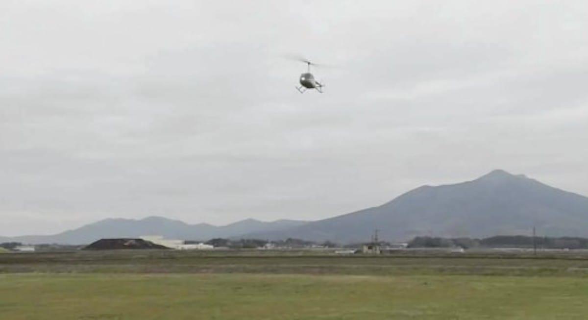 ヘリコプターのエンジンが停止しても墜落しない理由:初耳学【2020/05/03】