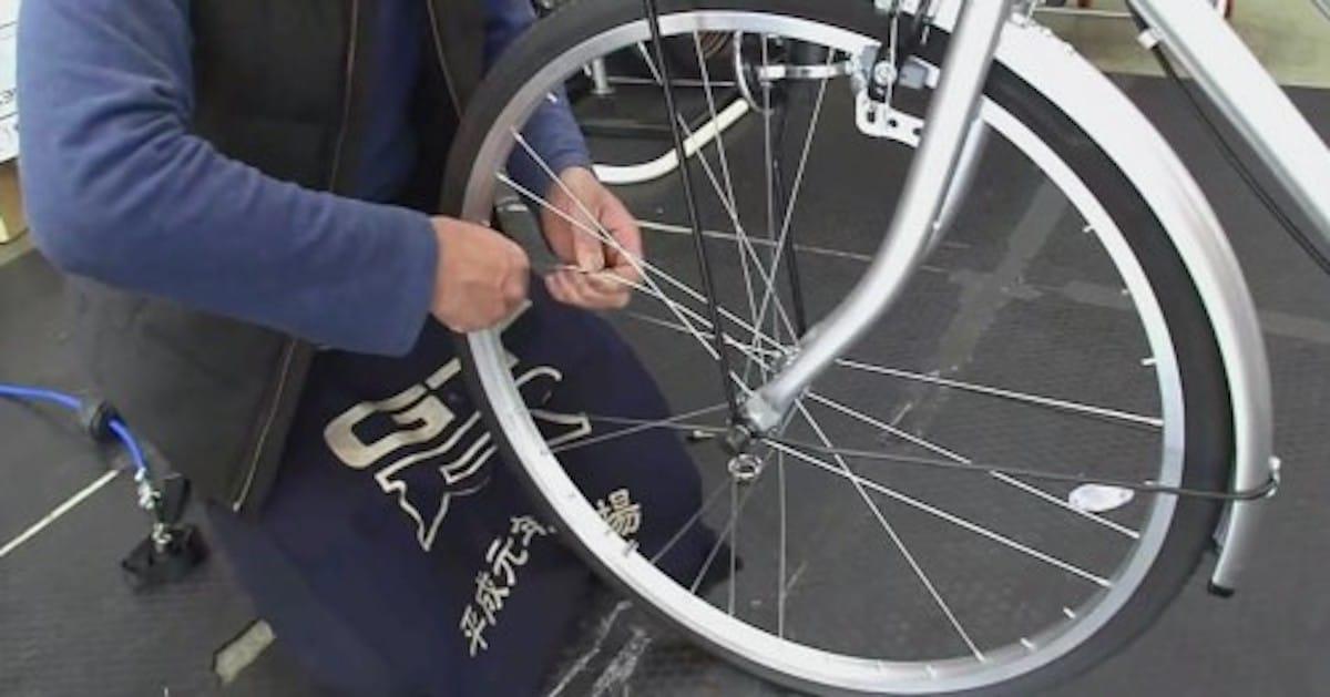 自転車のスポークを外したらどうなる?という話:月曜から夜ふかし【2020/05/11】