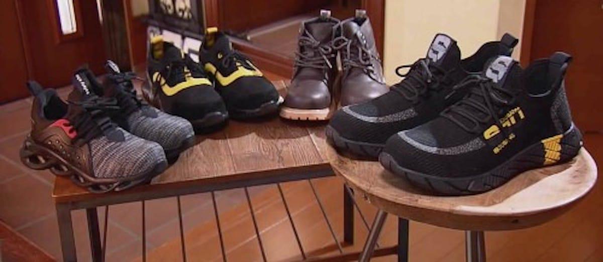 針の上も歩ける!?すごく丈夫な靴の話:大阪ほんわかテレビ【2020/05/15】