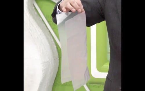 スーパーのポリ袋を簡単に開く方法:ノンストップ!【2020/05/25】