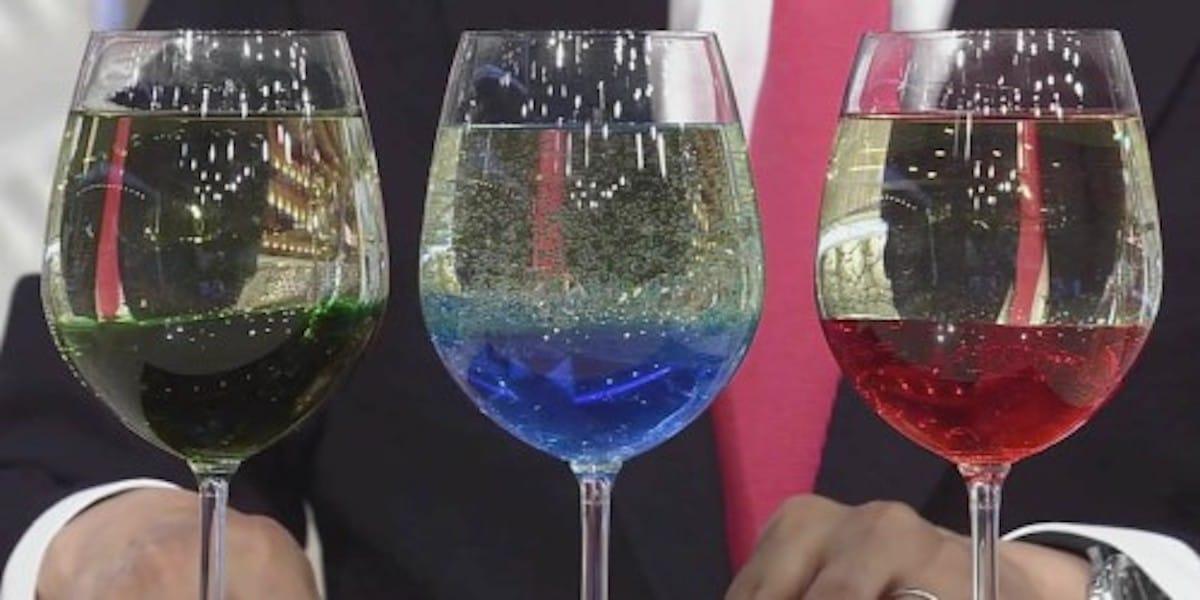 水と油を使ったラバランプの作り方:新・情報7DAYSニュースキャスター【2020/05/30】