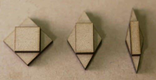 3種類の四角形