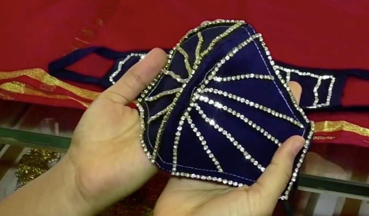 ダイヤモンドで輝くマスクの話:グッとラック!【2020/07/13】