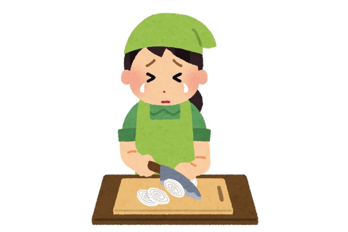 たまねぎを切るときに涙が出ないようにする方法!:すイエんサー【2020/08/01】