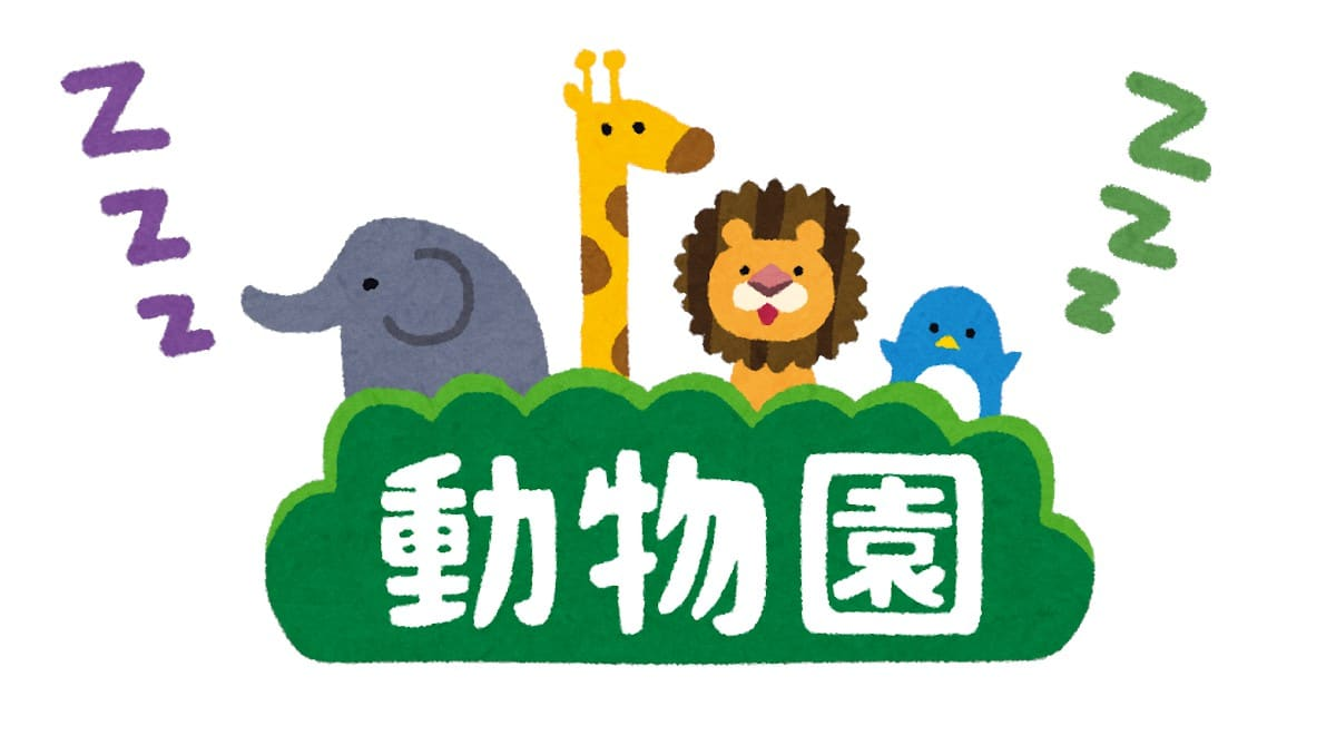 ふだんは見れない珍しい寝姿!夜の動物園の話:初耳学【2020/08/09】
